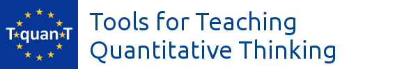 TqzanT Logo - Tools for Teaching Quantitative Thinking